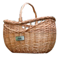 Cos rachita traditional pentru picnic - CT26